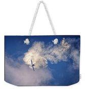 Air Show Selfridge Havilland Super Chipmunk Weekender Tote Bag