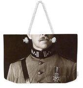 Albert I (1875-1934) Weekender Tote Bag