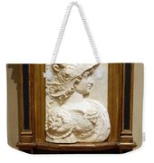 Alexander The Great By Andrea Del Verrocchio Weekender Tote Bag