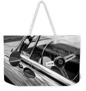 Alfa Romeo Steering Wheel Weekender Tote Bag