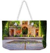 Alhambra In Granada Weekender Tote Bag