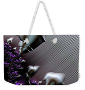 Alien Arrival Weekender Tote Bag by Bill Owen