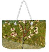 Almond Tree In Blossom Weekender Tote Bag