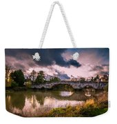 Alyesford Bridge Weekender Tote Bag