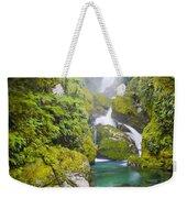 Amazing Waterfall Weekender Tote Bag