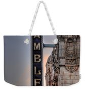Ambler Theater - Ambler Pa Weekender Tote Bag