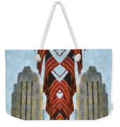 American Architecture Weekender Tote Bag