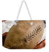 American Football Weekender Tote Bag
