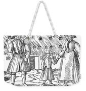 Anabaptist Family Weekender Tote Bag