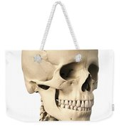 Anatomy Of Human Skull, Side View Weekender Tote Bag