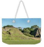 Ancient Mayan Ruins, Altun Ha, Belize Weekender Tote Bag