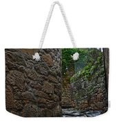 Ancient Street In Tui Weekender Tote Bag