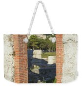 Ancient Town Of Gubbio  Weekender Tote Bag