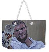 Andrew Flintoff Weekender Tote Bag