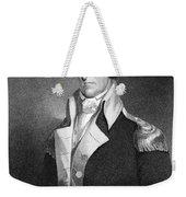 Andrew Pickens (1739-1817) Weekender Tote Bag