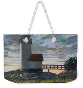 Annisquam Light Weekender Tote Bag