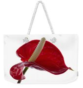 Anthurium Weekender Tote Bag