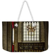 Antwerp Cathedral Weekender Tote Bag