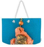 Aphrodite Earring Weekender Tote Bag