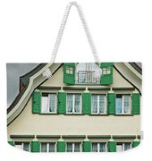 Appenzell Switzerland's Famous Windows Weekender Tote Bag