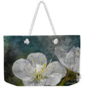 Apple Blossom Photoart Vi Weekender Tote Bag