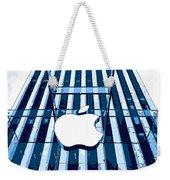Apple In The Big Apple Weekender Tote Bag