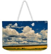 Approaching Storm Weekender Tote Bag