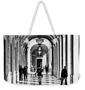 Arcades Of Lisbon Weekender Tote Bag