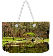 Arkansas Tranquility Weekender Tote Bag by Benjamin Yeager