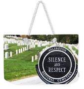 Arlington National Cemetery Part 1 Weekender Tote Bag