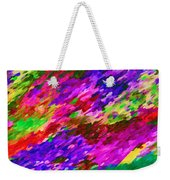 Art Abstract Background 97 Weekender Tote Bag