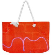 Art Homage Joan Miro Picacho Arizona 2005 Weekender Tote Bag