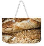 Artisan Bread Weekender Tote Bag by Elena Elisseeva