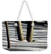 Aspen Shadows Weekender Tote Bag