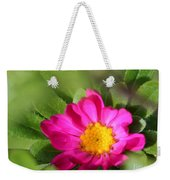 Aster From The Daylight Mix Weekender Tote Bag