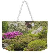 Asticou Azelea Garden - Northeast Harbor - Mount Desert Island - Maine Weekender Tote Bag