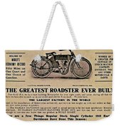 At Last Weekender Tote Bag