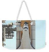 Atlantis Space Shuttle Weekender Tote Bag