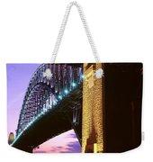 Australia, Sydney, Harbor Bridge Weekender Tote Bag