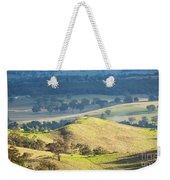 Australian Landscape Weekender Tote Bag