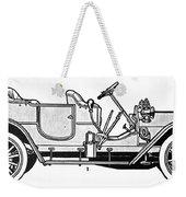 Automobile, C1905 Weekender Tote Bag