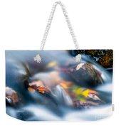 Autumn Falls Weekender Tote Bag