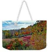 Autumn In Full Bloom Weekender Tote Bag