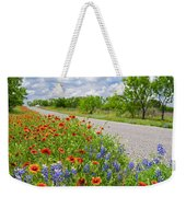 Backroad Beauty Weekender Tote Bag