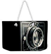 Bakelite Vintage Camera Weekender Tote Bag