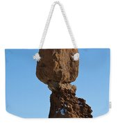 Balanced Rock Arches National Park Utah Weekender Tote Bag