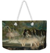 Ballet At The Paris Opera Weekender Tote Bag