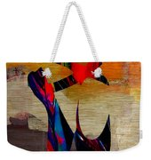 Ballet Slippers Weekender Tote Bag