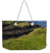 Ballintoy Harbor Weekender Tote Bag