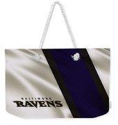 Baltimore Ravens Uniform Weekender Tote Bag
